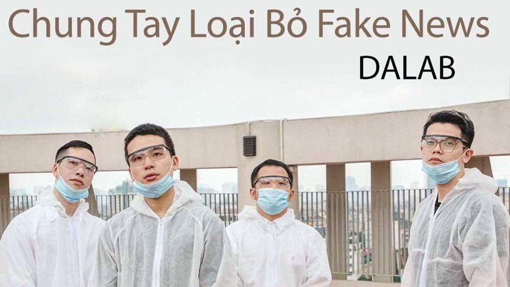Ca khúc chống tin giả (Fake News) với lời dịch tiếng Anh